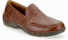 New��Clarks��Size 6.5 Unstructured Un Wind Brown Leather Shoes (40 EU) Mens