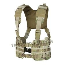 CONDOR MCR7 RONIN MultiCam Chest Rig Quick-Release Split Padded H-Harness Vest