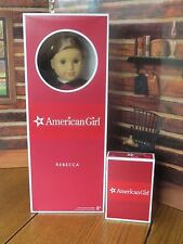 American Girl Doll SOLD OUT Classic Rebecca & Meet Accessories~NEW~Free ship