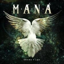 Drama y Luz by Man (CD, Apr-2011, Warner Bros.)