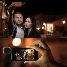 Selfie LED Camera Flash Light iPad Air iPhone 5 6 7 Samsung Galaxy S5 S6 S7 Edge