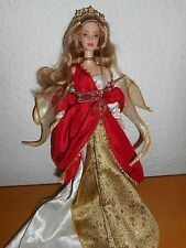 Barbie Collector Holiday Angel Doll Mackie Face