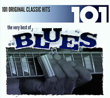 101 - The Very Best Of Blues - Various Artists [4CD Set]