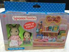 Sylvanian Families VILLAGE GIFT SHOP FLAIR BNISB MRS BUTTERGLOVE HAROLD BEAGLE