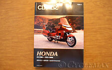 GOLDWING GL1500 1988-1992 Clymer Repair Manual (T70-0505) MADE BY CLYMER