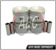 Piston Set Fits Nissan 310 Sentra 4 1.5 L E15  #P2599