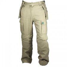 MAK Workwear Cargo Heavy Duty Work Pant KHAKI SIZE 40 brand NEW!