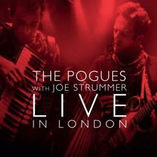 The Pogues with Joe Strummer / Live In London (RSD 2014) - 2 Vinyl LP