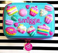 "LATEST! SMIGGLE SCENTED Girl's Hardtop Pencil Case , ""Kooky"" Series, Cake Story"