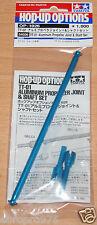 Tamiya 54026 TT-01 Aluminum Propeller Joint & Shaft (TT01/TT01DTT01E/TT01ES) NIP