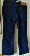 New VINTAGE Sears ROEBUCK Men's Denim Jeans size 40 32