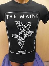 Mens Licensed The Maine Phoenix Arizona Flower Design Shirt New XL
