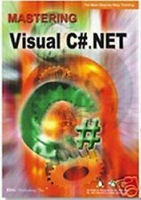 Mastering Visual C#.Net    Software Tutorial   Brand New Sealed