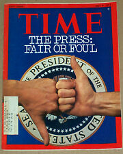THE PRESS TIME MAGAZINE JULY 8 1974 VERY GOOD