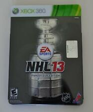 NHL 13 -- Stanley Cup Collector's Edition brand new, sealed for xbox 360