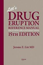Litt's Drug Eruption Reference Manual Including Drug Interactions-ExLibrary