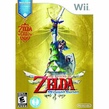 The Legend of Zelda Skyward Sword | Nintendo Wii [No Special Orchestra CD]