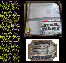 RARE Star Wars Episode I Lays Promo INFLATABLE Bed (Sealed Package)