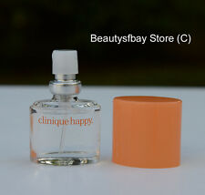 Brand New Clinique Happy Perfume Mini Spray .14oz/4ml
