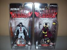 DC Direct Batman Reborn Batgirl & Azrael MOC's