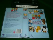 ABC For Kids BUMPER Collection *BrumBananasPostman PatSpotThomasPingu* VHS
