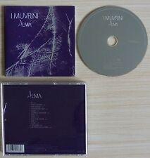 RARE CD ALBUM ALMA - I MUVRINI 13 TITRES 2005