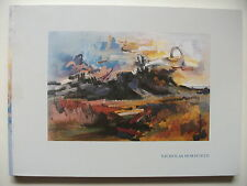 NICHOLAS HORSFIELD LIVERPOOL ARTIST PAINTER WALKER GALLERY EXHIBITION CATALOGUE
