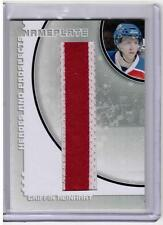 GRIFFIN REINHART 11/12 ITG Jersey Nameplate Patch Rookie N-44 # 1/1 Oil Kings SP