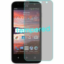 Real Tempered Clear Glass Screen Protector For ZTE Overture 2 Maven Fanfare