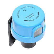 Photocell Timer light Switch Daylight Dusk till Dawn Sensor Light switch UL