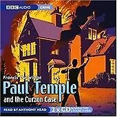 Paul Temple and the Curzon Case (BBC Audio CD