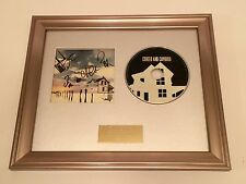 SIGNED/AUTOGRAPHED COHEED AND CAMBRIA -THE COLOR BEFORE THE SUN CD PRESENTATION.