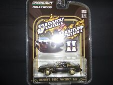 Greenlight Pontiac Firebird Trans Am 1980 Smokey and the Bandit 2 1/64 44710