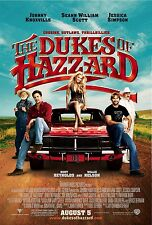 The Dukes Of Hazzard movie poster  : 11 x 17 inches : Jessica Simpson poster