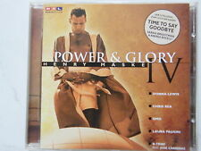 CD - Henry Maske - Power & Glory IV ~ Time to say goodbye
