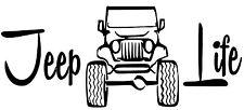 Jeep Life, Jeep Mafia,4x4,Jeeper,Jeep,sticker,vinyl decals