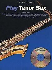 Tenor Saxophone (Step One), Terry, Sue, New Book