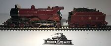 KITBUILT - 00 GAUGE - 4-4-0 CLASS 4P LMS MAROON 993 LOCOMOTIVE - USED UNBOXED