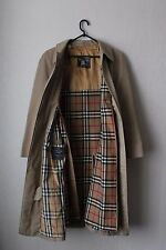Burberry's Burberry Vintage Trench Coat Lining Large