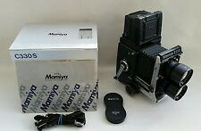 Mamiya C330S Professional S TLR with 135mm f4.5 Sekor Lens Medium Format Boxed