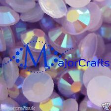1000pcs luz púrpura AB 5mm Ss20 Piso Trasero Resina Strass Diamante Gemas C45