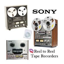 Mulinello Sony per REEL TAPE RECORDER manuali su CD-vari modelli