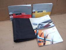 AUDI TT Mk1 8N 1.8T HANDBOOK & SERVICE RECORD BOOK PACK IN GENUINE AUDI WALLET