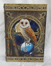 Lisa Parker The Spell Keeper - Owl - Book Shaped Box - Secret Book Box - BNIB