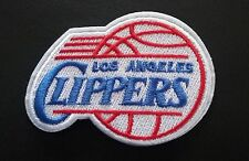 NBA Patch Aufnäher Los Angeles Clippers ca. 9 x 6,5 cm
