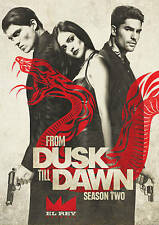 From Dusk Till Dawn The Series Second Season Two 2 (DVD, 2016, 3-Disc Set)