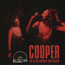 "Cooper - Live At The Historic Star Theather (Vinyl 7"" - 2013 - US - Original)"