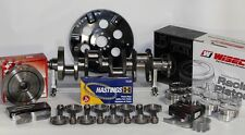 383 ASSEMBLY SCAT CRANK 5.7 RODS WISECO -9cc Dh 060 PISTONS 1PC RM 5/64-5.7