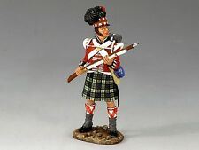 King & Country NA169 Napoleonic War British Highlander Standing To Repel Retired