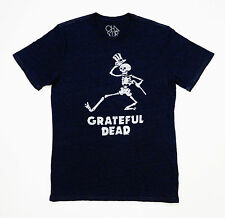 Grateful Dead Shirt T Shirt Dancing Skeleton Top Hat GDP Chaser Tee L New Tags